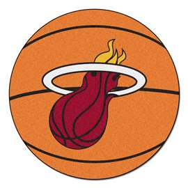 NBA - Miami Heat  Basketball Mat Rug Carpet Mats