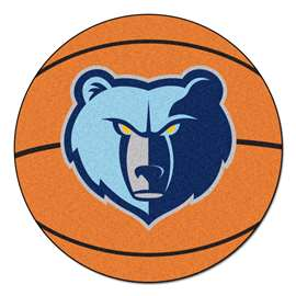 NBA - Memphis Grizzlies Basketball Mat Ball Mats