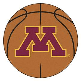 University of Minnesota Basketball Mat Ball Mats