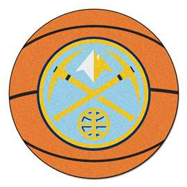 NBA - Denver Nuggets Basketball Mat Ball Mats