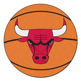 NBA - Chicago Bulls Basketball Mat Ball Mats