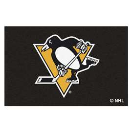 NHL - Pittsburgh Penguins Starter Mat Rectangular Mats