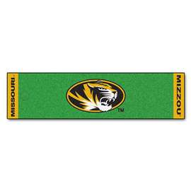 University of Missouri Putting Green Mat Golf Accessory