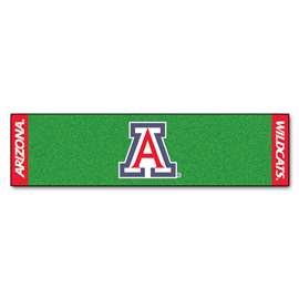University of Arizona Putting Green Mat Golf Accessory
