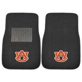 Auburn University 2-pc Embroidered Car Mat Set Front Car Mats