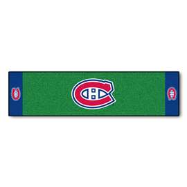 NHL - Montreal Canadiens Putting Green Mat Golf Accessory