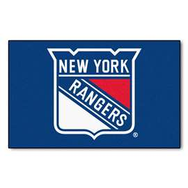 "NHL - New York Rangers Rug, Carpet, Mats 59.5""x94.5"""