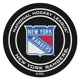 "NHL - New York Rangers Mat, Carpet, Rug 27"" diameter"