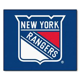 "NHL - New York Rangers Rug, Carpet, Mats 59.5""x71"""