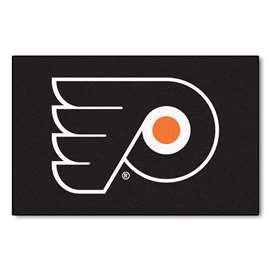 NHL - Philadelphia Flyers Starter Mat Rectangular Mats