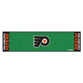 NHL - Philadelphia Flyers Putting Green Mat Golf Accessory
