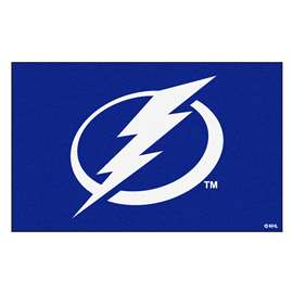 "NHL - Tampa Bay Lightning Rug, Carpet, Mats 59.5""x94.5"""