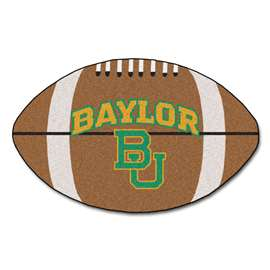 Baylor University  Football Mat Mat Rug Carpet