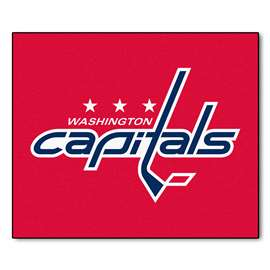 "NHL - Washington Capitals Rug, Carpet, Mats 59.5""x71"""
