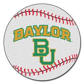 Baylor University  Baseball Mat Rug Carpet Mats