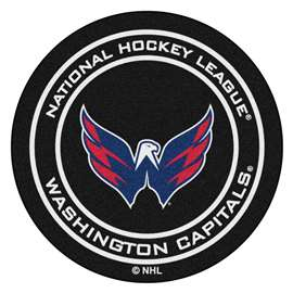 "NHL - Washington Capitals Mat, Carpet, Rug 27"" diameter"