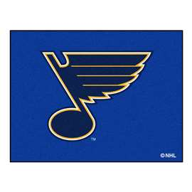 NHL - St. Louis Blues All-Star Mat Rectangular Mats