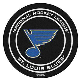 NHL - St. Louis Blues Puck Mat Ball Mats