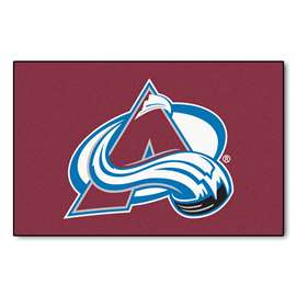 NHL - Colorado Avalanche Starter Mat Rectangular Mats