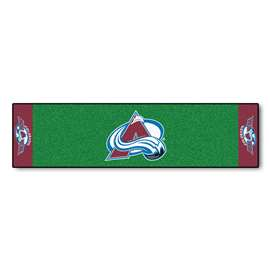 NHL - Colorado Avalanche Putting Green Mat Golf Accessory