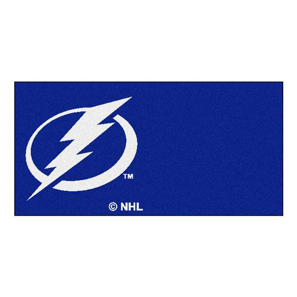 "NHL - Tampa Bay Lightning Rug, Carpet, Mats 18""x18"" tiles"