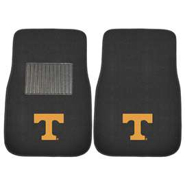 University of Tennessee  2-pc Embroidered Car Mat Set