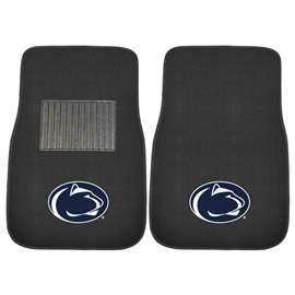 Penn State 2-pc Embroidered Car Mat Set Front Car Mats