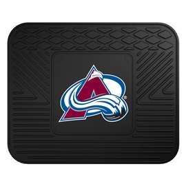 NHL - Colorado Avalanche Utility Mat Rear Car Mats