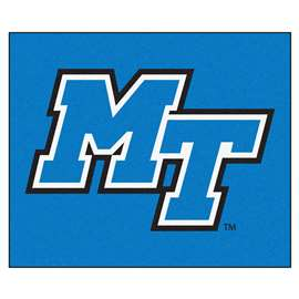 Middle Tennessee State University   Tailgater Mat Rug, Carpet, Mats