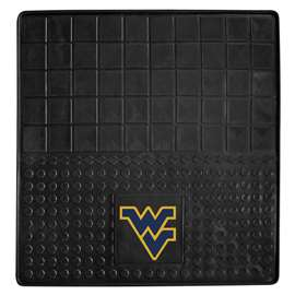 West Virginia University Heavy Duty Vinyl Cargo Mat Trunk Mats