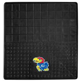 University of Kansas Heavy Duty Vinyl Cargo Mat Trunk Mats