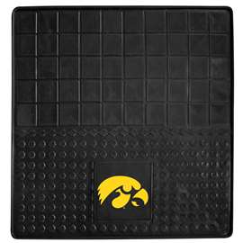 University of Iowa Heavy Duty Vinyl Cargo Mat Trunk Mats
