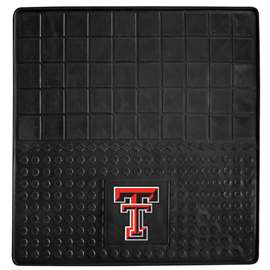 Texas Tech University Heavy Duty Vinyl Cargo Mat Trunk Mats