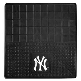 "MLB - New York Yankees Vinyl Cargo Mat 31""x31""  Heavy Duty Vinyl Cargo Mat"