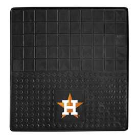 MLB - Houston Astros Heavy Duty Vinyl Cargo Mat Trunk Mats