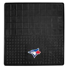 MLB - Toronto Blue Jays Heavy Duty Vinyl Cargo Mat Trunk Mats