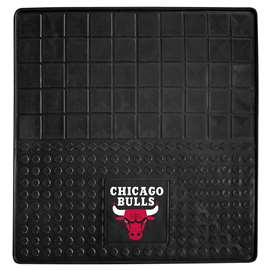 NBA - Chicago Bulls Heavy Duty Vinyl Cargo Mat Trunk Mats