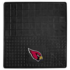 NFL - Arizona Cardinals Heavy Duty Vinyl Cargo Mat Trunk Mats