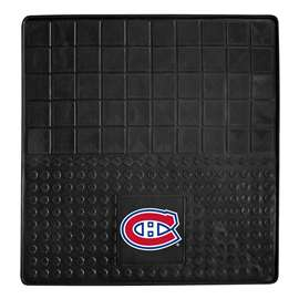 NHL - Montreal Canadiens Heavy Duty Vinyl Cargo Mat Trunk Mats