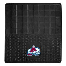 NHL - Colorado Avalanche Heavy Duty Vinyl Cargo Mat Trunk Mats