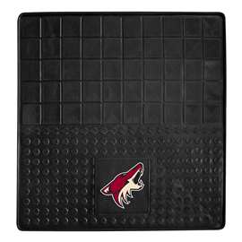 NHL - Arizona Coyotes Heavy Duty Vinyl Cargo Mat Trunk Mats