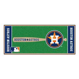 "MLB - Houston Astros Baseball Runner 30""x72""  Baseball Runner"