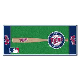MLB - Minnesota Twins Baseball Runner Runner Mats
