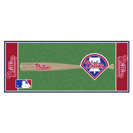 MLB - Philadelphia Phillies Baseball Runner Runner Mats