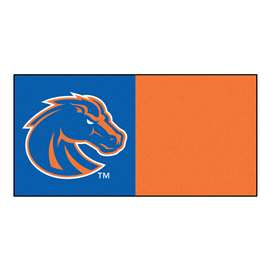 Boise State University  Team Carpet Tiles Rug, Carpet, Mats