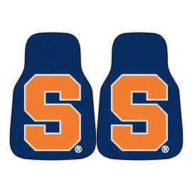 Syracuse University  2-pc Carpet Car Mat Set