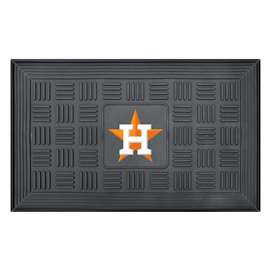 "MLB - Houston Astros Door Mat 19.5""x31.25""  Medallion Door Mat"
