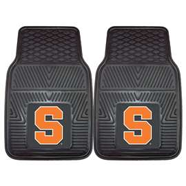Syracuse University  2-pc Vinyl Car Mat Set