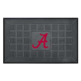 University of Alabama  Medallion Door Mat