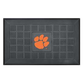 Clemson University  Medallion Door Mat